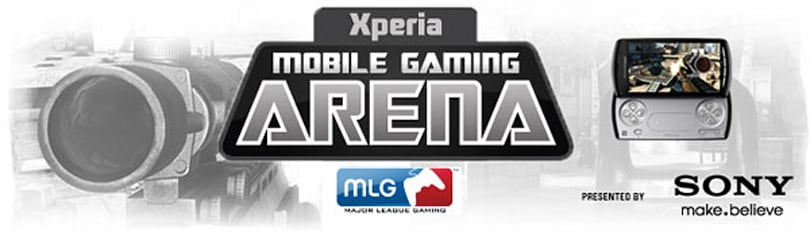 Major League Gaming takes smartphone games seriously, announces Xperia Mobile Gaming Arena