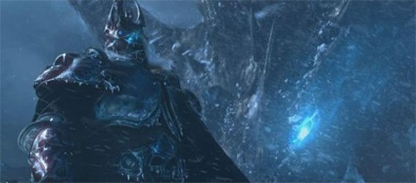 The Lich King's casual decree: No geek left behind?