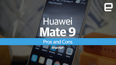 Pros and cons: Our quick verdict on the Huawei Mate 9
