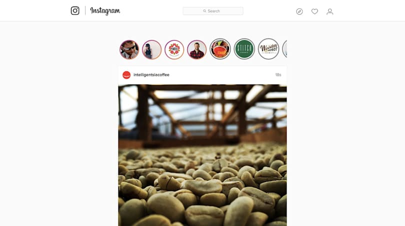 Instagram Stories arrive on the web thanks to a Chrome extension