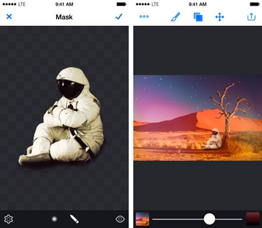 Image Blender 2 overhauled with an iOS 7 design, 64-bit support and other goodies