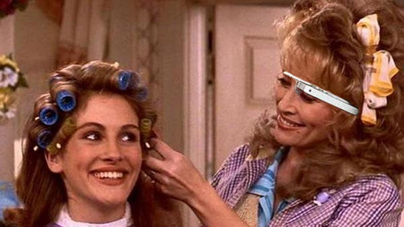 The future of beauty school is Google Glass