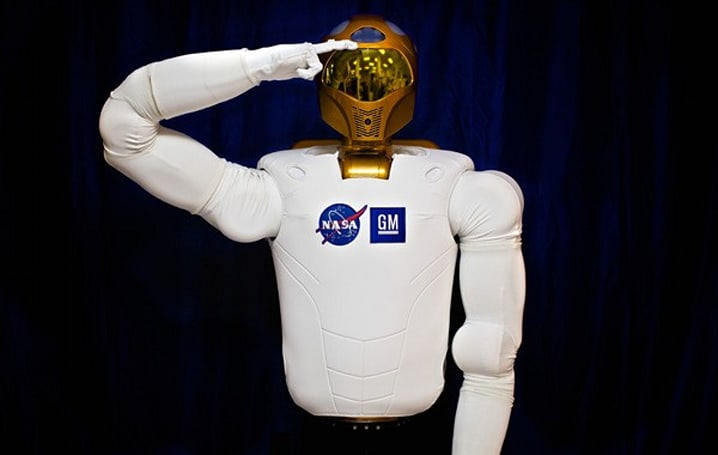 Robonaut 2 enters final preparations before flying off into space