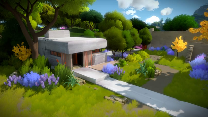 Artists explain how 'The Witness' got its special look