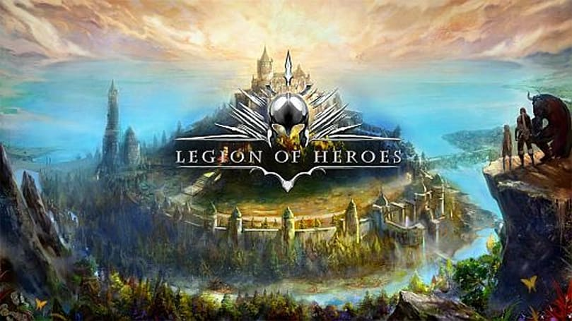 Nexon opens beta for mobile MMO Legion of Heroes