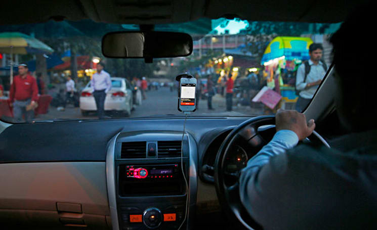 Uber will take cash for rides in one Indian city
