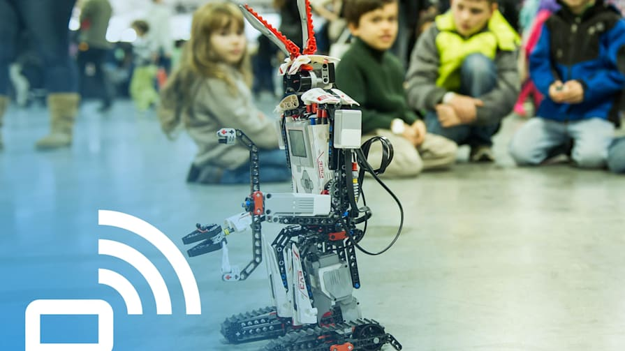 Engadget Expand: LEGO MINDSTORMS Winners