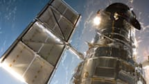 NASA tasks the Hubble Telescope with five more years of service