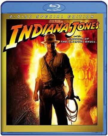 Kingdom of the Crystal Skull coming to Blu-ray in October