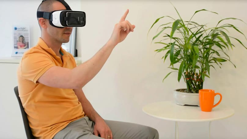Gesture control is coming to phone-based VR