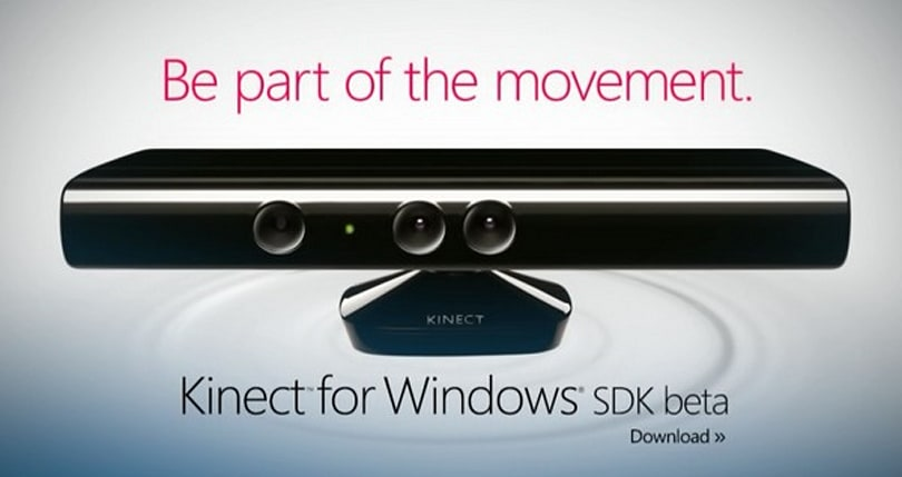 Microsoft reportedly working on Kinect-enabled laptops