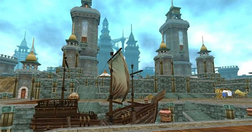 Runes of Magic now featuring new raid content, Tergothen Bay zone