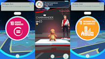 'Pokémon Go' tries to save the world at a major conference