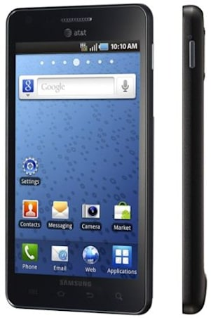Samsung's Infuse 4G coming to AT&T May 15th for $200