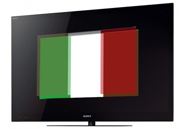 Italy's Mediaset sends 3D content over terrestrial connection, isn't actually broadcasting 3D TV