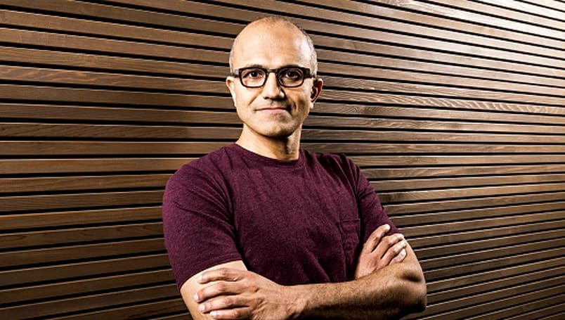 Microsoft's next CEO is Satya Nadella