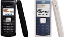 Nokia unveils low-end 1325 / 1265 handsets for international markets