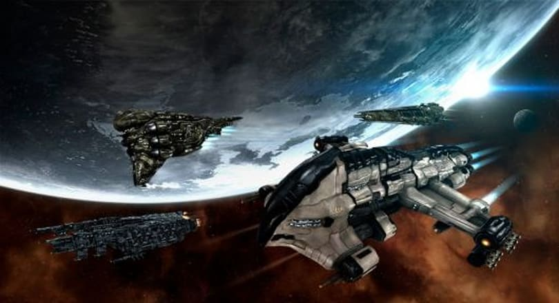 EVE Online on sale for $5 on Steam