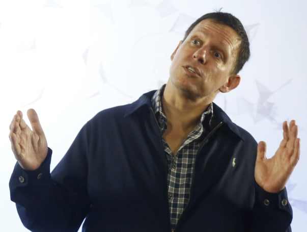 Facebook's board of directors re-elects Peter Thiel