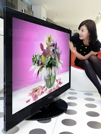 LG gets official with 50PQ60D and 42PQ60D Xcanvas plasmas in Korea