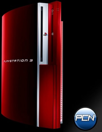 PCN readying colorful line of PlayStation 3s