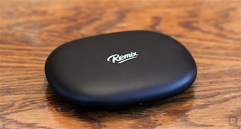Remix Mini won't replace your Roku, or your PC