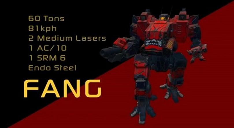 MechWarrior delivers whopping update with twin dragon 'Mechs