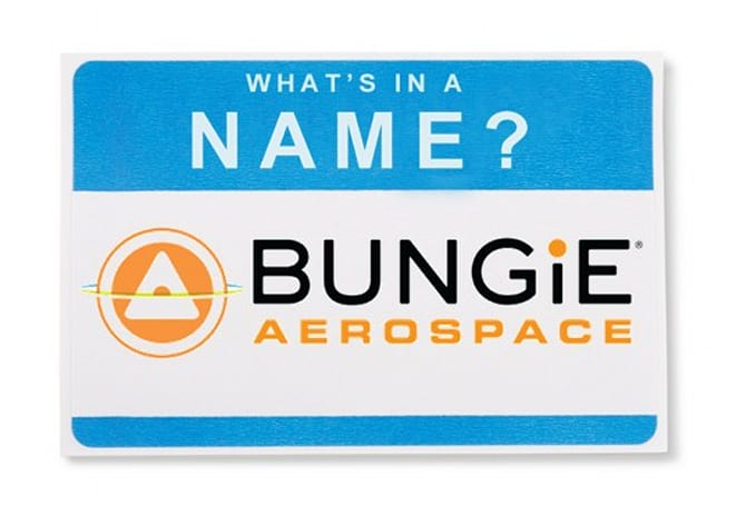 What's in a Name: Bungie Aerospace
