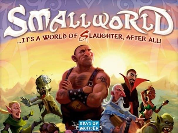 Review: Gorgeous Small World app shows board games can be great on the iPad