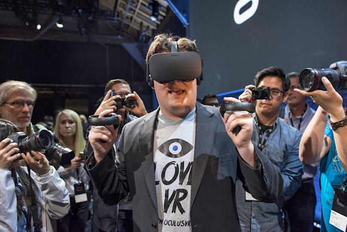 Palmer Luckey on why there's no Oculus Rift for Mac
