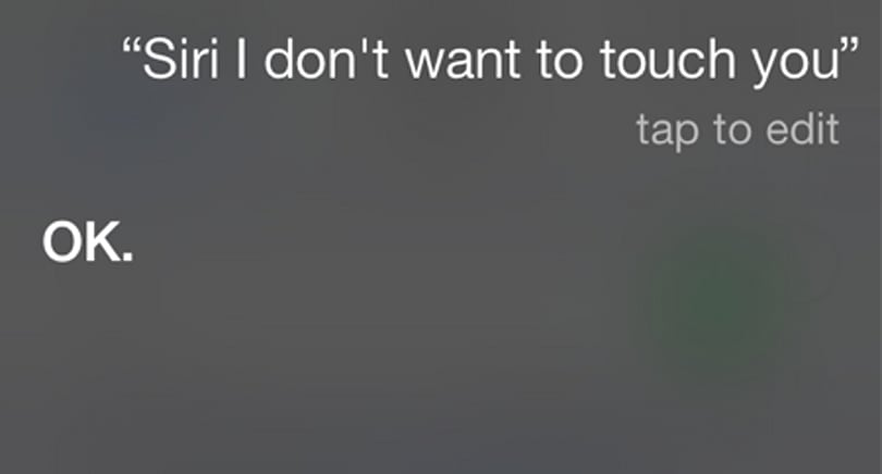 How to activate Siri without pressing a button
