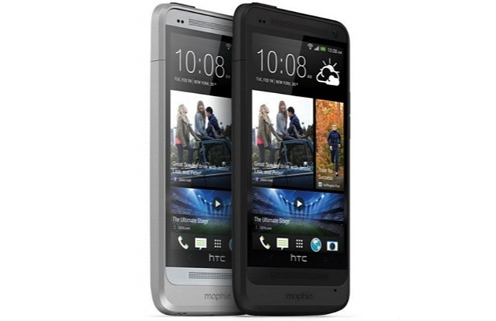 Mophie Juice Pack for the HTC One now available