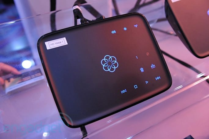 Ooma Telo HD, Handset, and iPhone app hands-on
