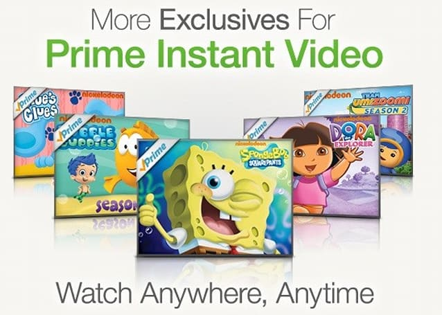Amazon, Viacom deal keeps many TV shows on Prime and Kindle, some exclusively