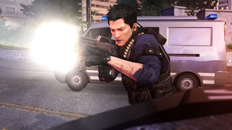 Sleeping Dogs 'Year of the Snake' DLC cops out today