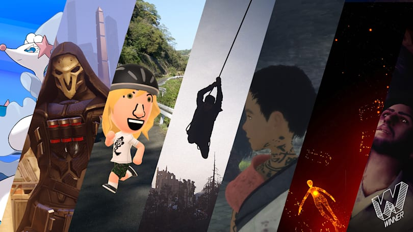 The best games of 2016