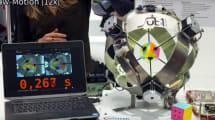 Gemein: Roboter verbläst menschlichen Zauberwürfel-Rekord