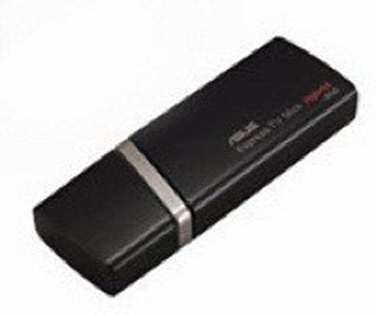 ASUS adds 4GB of storage to its USB Express TV Stick tuner