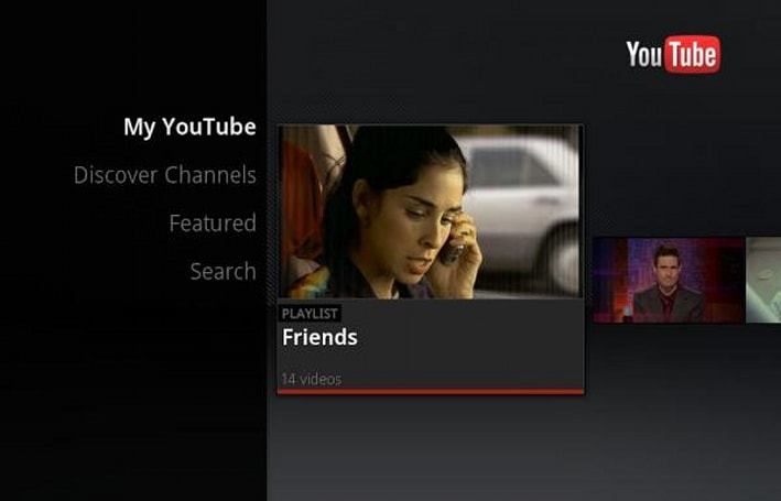 Vizio welcomes YouTube as part of its Internet Apps arsenal