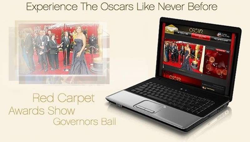 Oscar.com offers 'all access' pass to the Academy Awards, for a cost