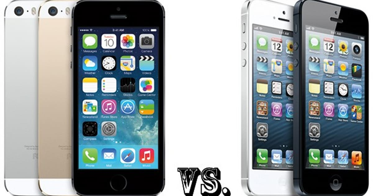 iphone 5s used at t iphone 5s vs iphone 5 what s changed 14891