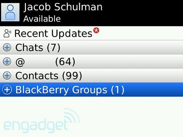 BlackBerry Messenger 5 now available, we go hands-on