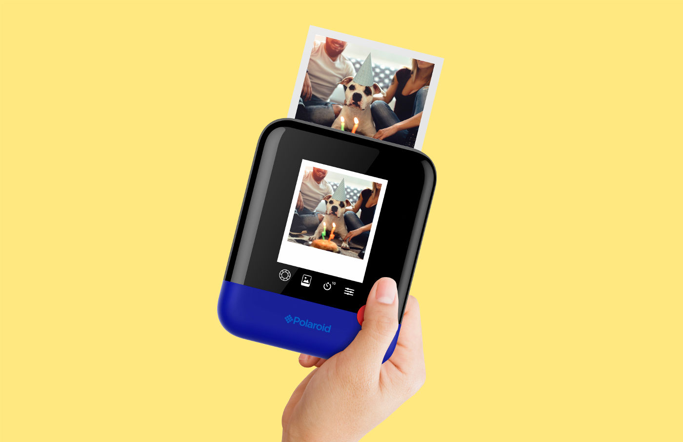 Ésta es la cámara que todo adicto a Instagram necesita en su vida