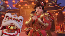 'Overwatch' rings in the Lunar New Year with capture the flag
