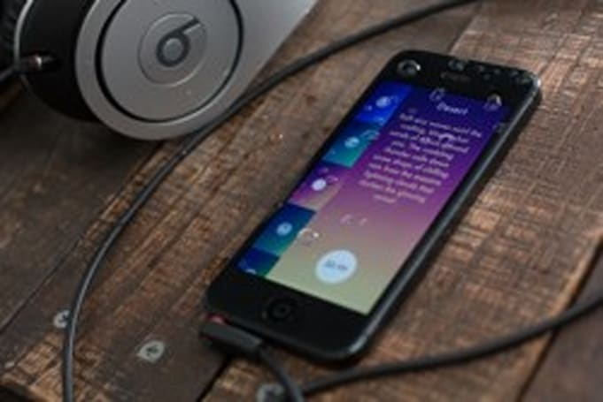 Thunderspace for iPhone offers great 3D audio