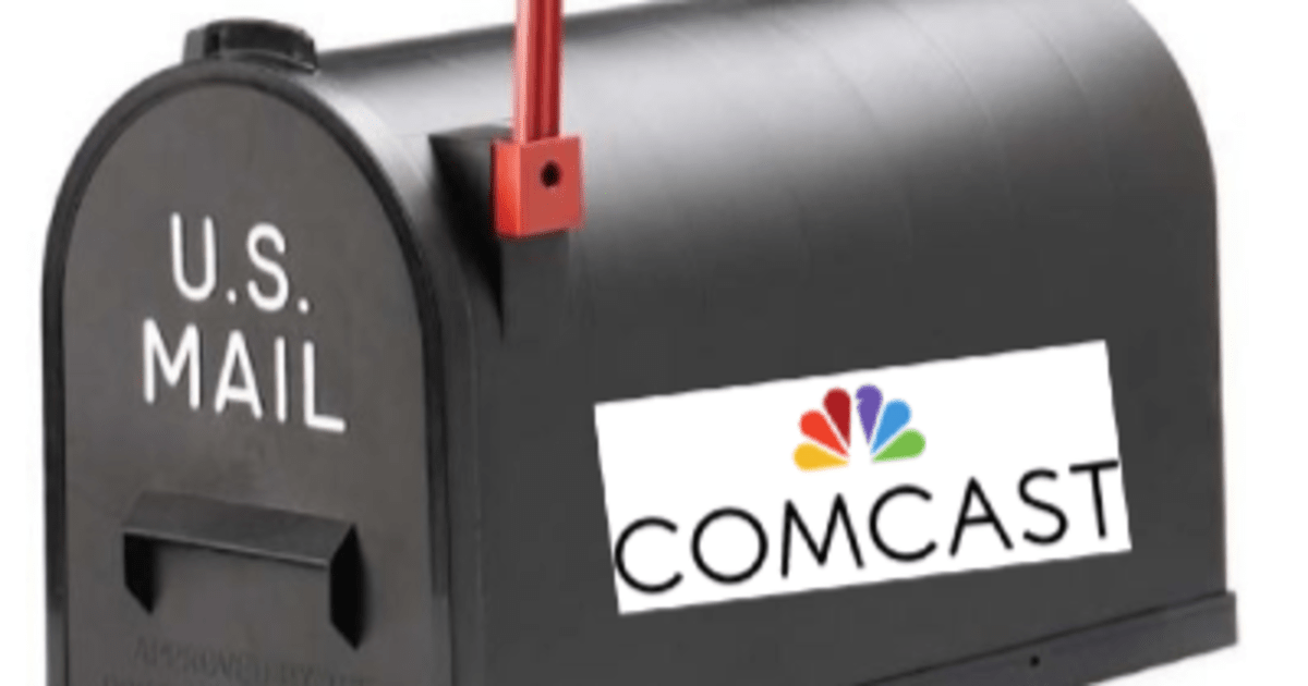 how to set up comcast email on iphone 8