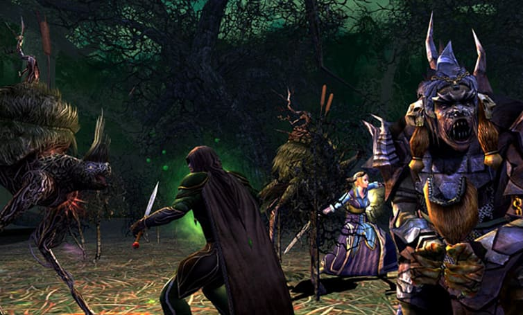 Story moments in new Siege of Mirkwood screens