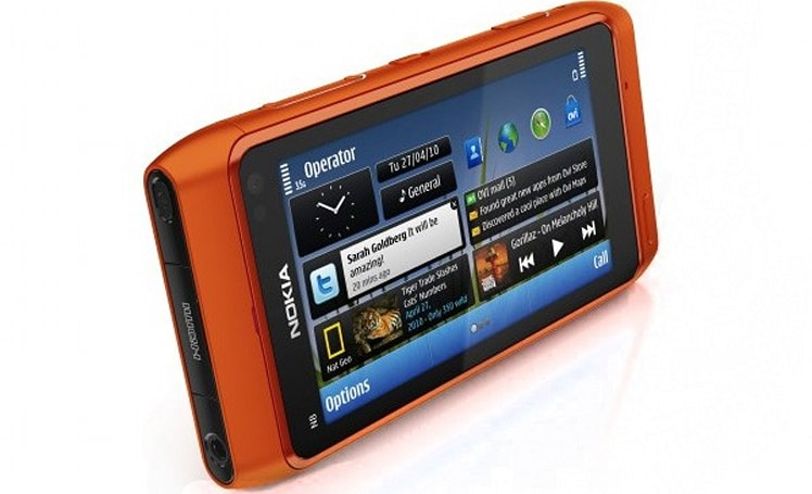 Nokia N8 benchmarked against N97, makes it look old and busted