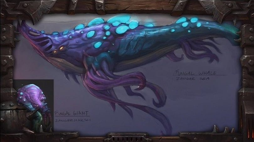 BlizzCon 2013: Art panel featuring angry toucans, gronn-bone fortresses, spikes