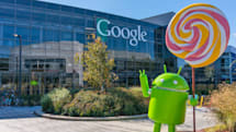 Android can launch apps based on where you are
